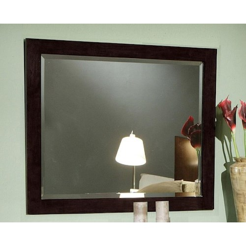 Coaster Jessica Wall Mirror