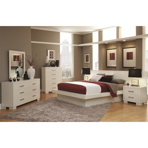 Coaster Jessica King Bedroom Group