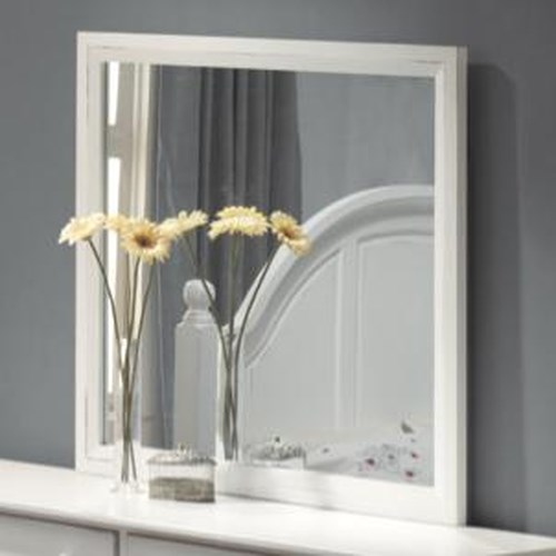 Coaster Kayla Vertical Dresser Mirror