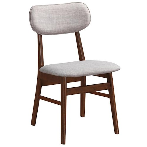 Coaster Kersey Upholstered Dining Chair