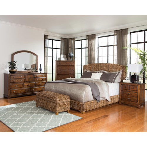 Coaster Laughton King Bedroom Group