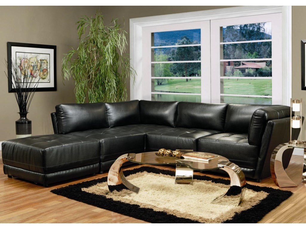 Shown in Room Setting with Sectional Sofa