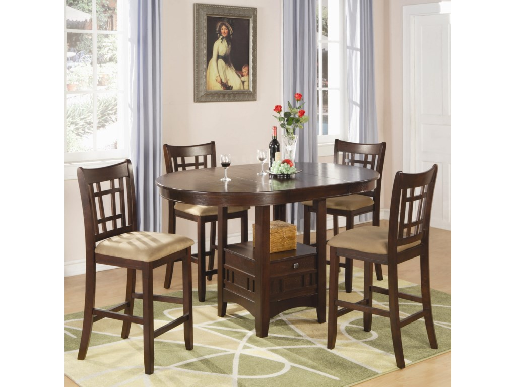 Shown with Counter Chairs