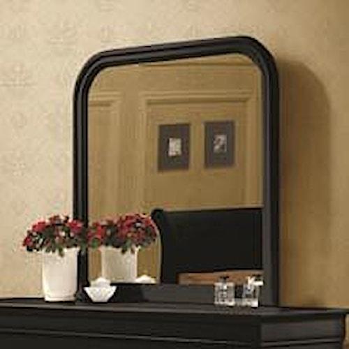 Coaster Louis Philippe Vertical Mirror