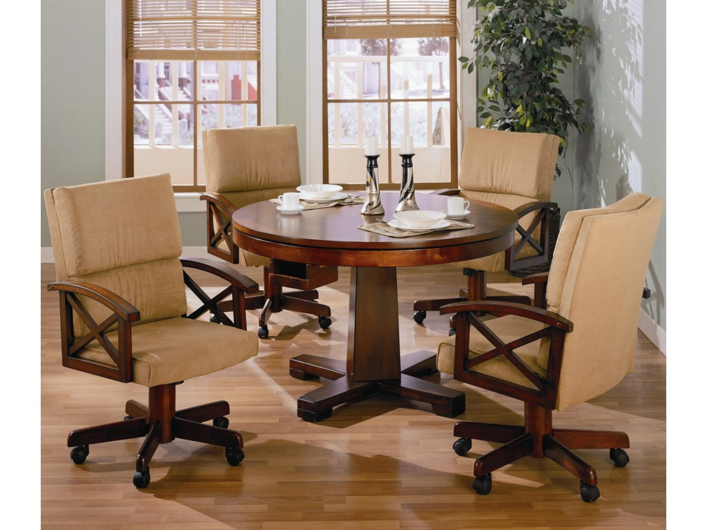 Shown with Game Chairs