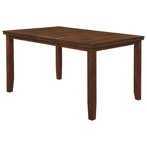 Coaster Maxwell Transitional Counter Height Table
