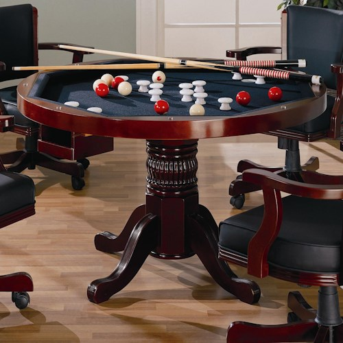 Coaster Mitchell 3-in-1 Game Table