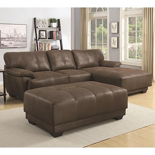Coaster Murik Living Room Group