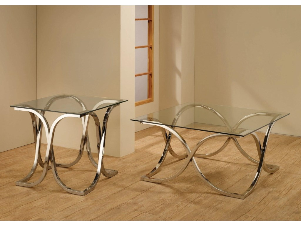 Shown with Square Coffee Table