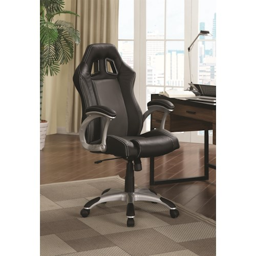 Coaster Office Chairs Office Task Chair with Air Ventilation