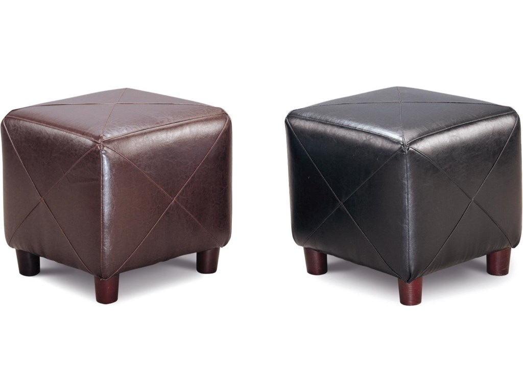 Also Available in Dark Brown Faux Leather