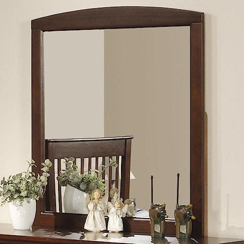 Coaster Parker Vertical Dresser Mirror