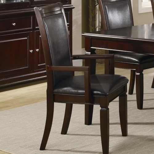 Coaster Ramona Formal Dining Arm Chair