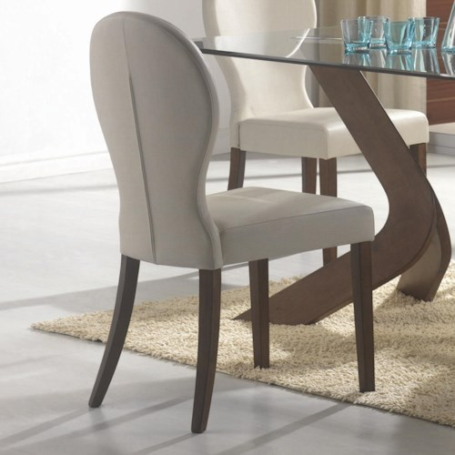 Coaster San Vicente Upholstered Dining Side Chair