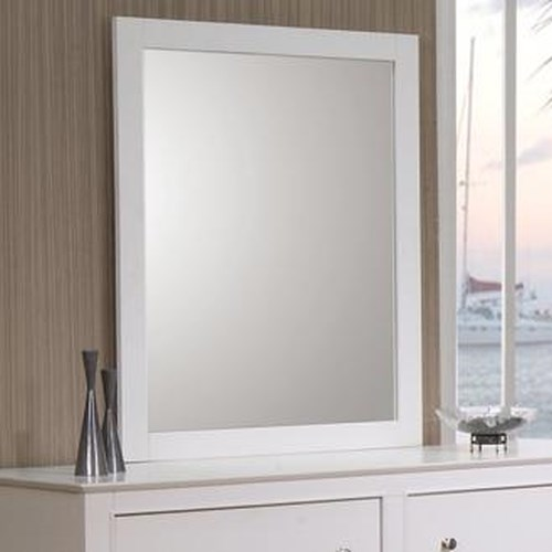 Coaster Selena Dresser Mirror