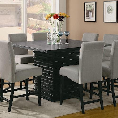 Coaster Stanton  Contemporary Counter Table