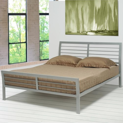 Coaster Stoney Creek Twin Iron Bed
