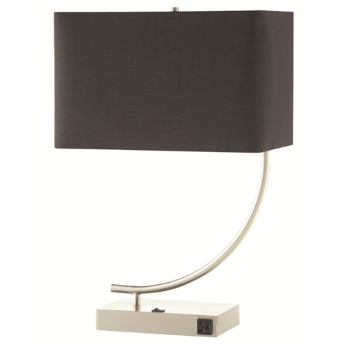 Coaster Table Lamps Modern Table Lamp