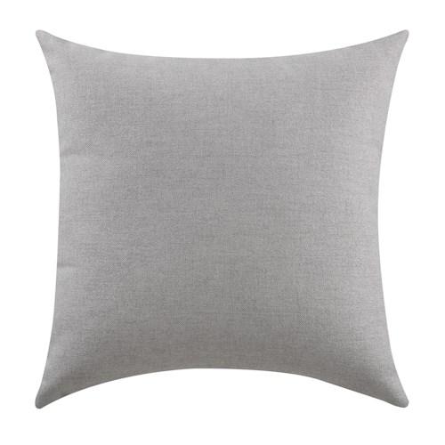 Coaster Throw Pillows Grey Solid Colored Pillow