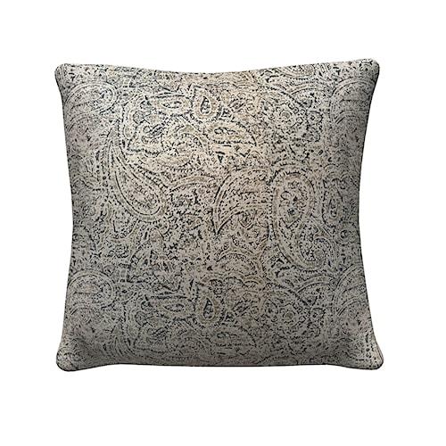 Coaster Throw Pillows Beige Paisley Pillow
