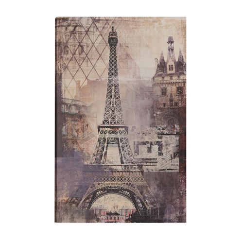 Coaster Wall Art Famous Sights Wall Art