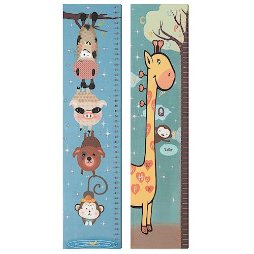 Coaster Wall Art Animal Rules Wall Art