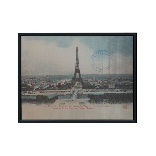 Coaster Wall Art French View Wall Art