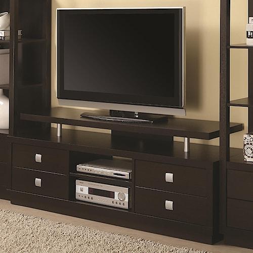 Coaster Entertainment Units Casual TV Console
