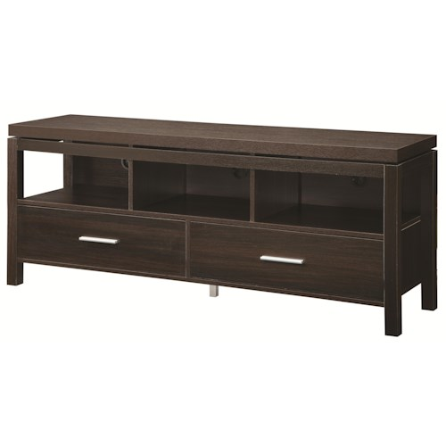Coaster Entertainment Units TV Console w/ Drawers