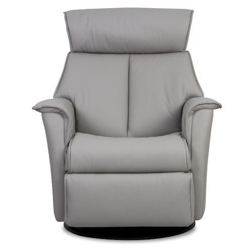 IMG Norway BOSS Compact Recliner Chair in Fabric
