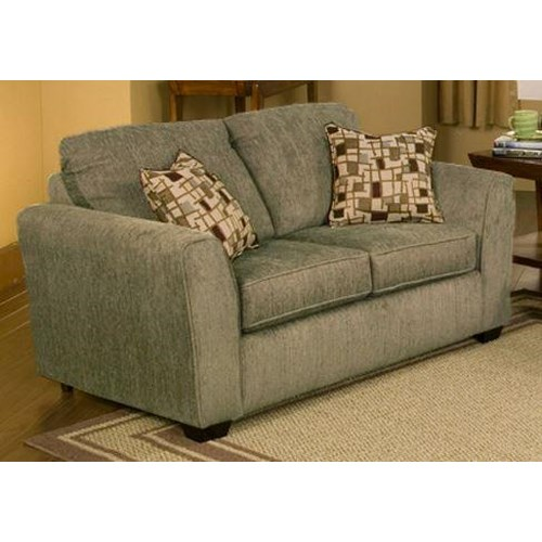 Comfort Industries Edge Casual Loveseat