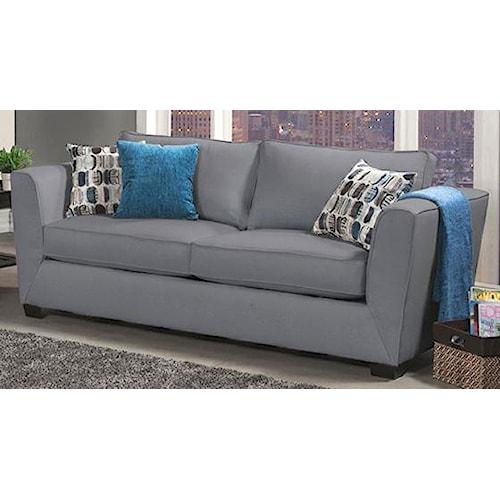 Comfort Industries Energy P Casual Sofa