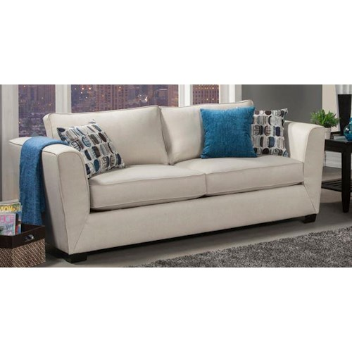 Comfort Industries Energy B Casual Sofa