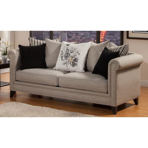 Comfort Industries Florentine Sofa