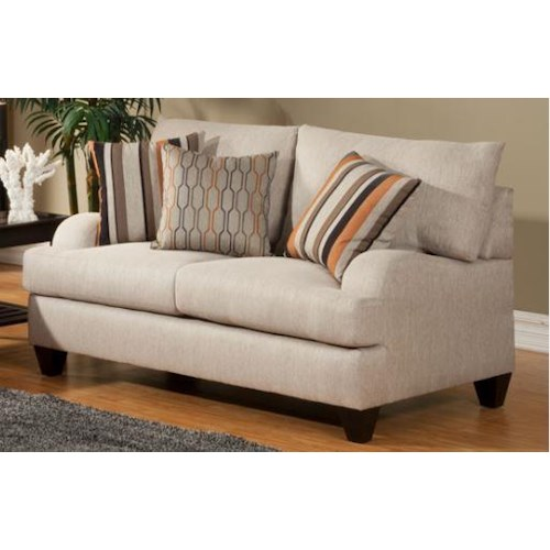 Comfort Industries Glory Casual Loveseat