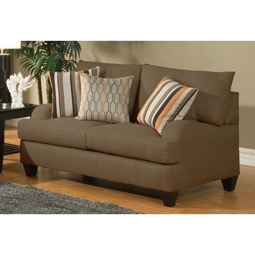 Comfort Industries Glory M Casual Loveseat