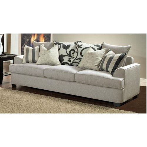 Comfort Industries Haywood Casual Sofa