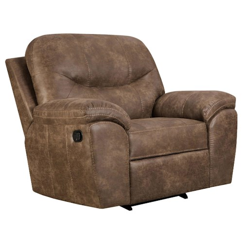 Corinthian Ulyses River Rock Ulyses River Rock Recliner