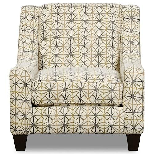 Corinthian 29C0 Accent Chair