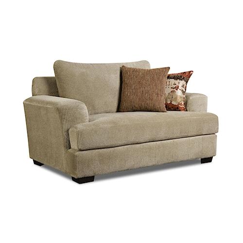 Corinthian 35A0 Conran Toast Chair & A Half