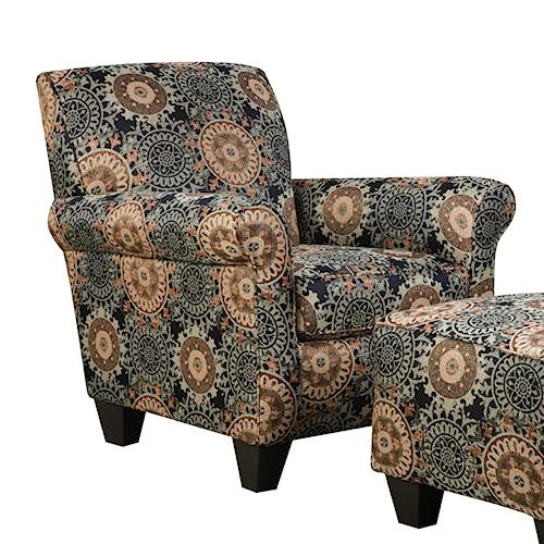 Corinthian 37A0 Accent Chair