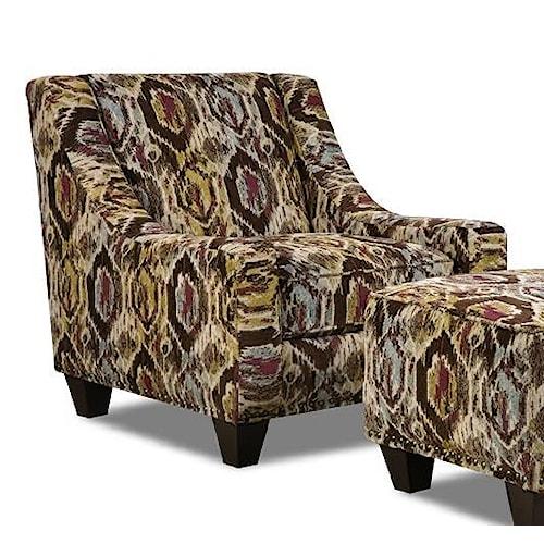 Corinthian 44A Bodega Accent Chair