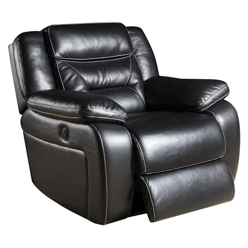 Corinthian Jamestown Rocker Recliner