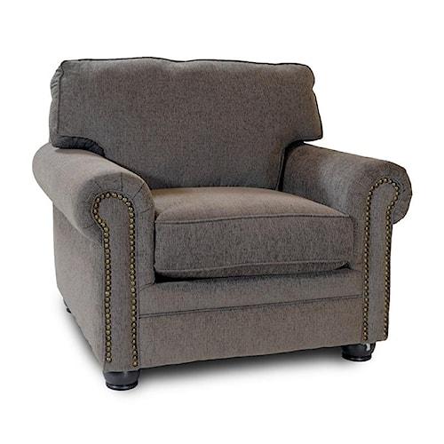 Corinthian 97B Fairly Stone Chair