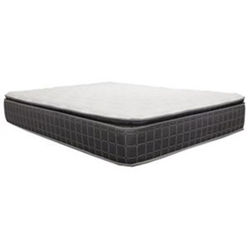 Corsicana 1510 Cresswell Pillow Top Queen 10.5