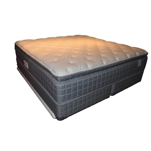 Corsicana 155 Pillow Top Twin 155 Pillow Top Mattress and Box Spring