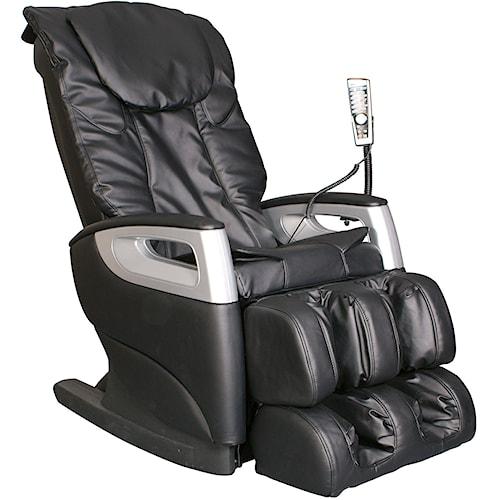 Cozzia 16018 Massage Recliner Shiatsu Function