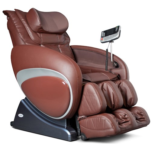Cozzia 16027 Massage Recliner w/ Zero Gravity Function