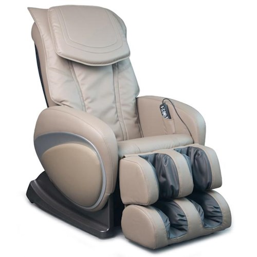 Cozzia EC Shiatsu Reclining Massage Chair
