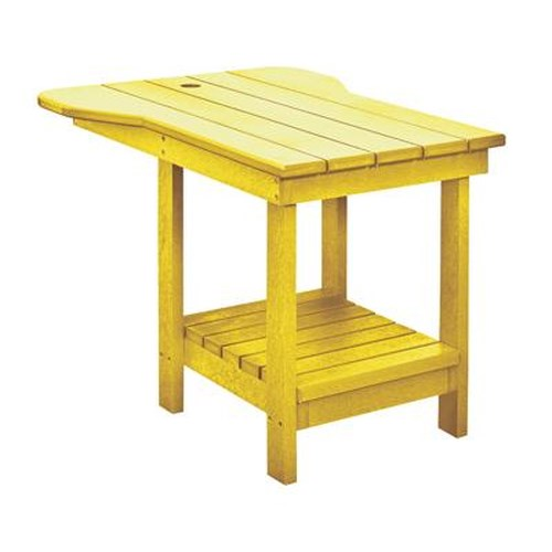 C.R. Plastic Products Adirondack - Yellow Tete-a-Tete